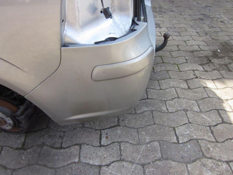 Stoßstange hinten Z157,Kratzer siehe FotoOPEL ZAFIRA B (A05) 1.6