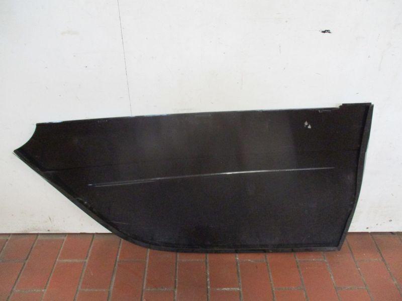 Tür links Außenverkleidung, Schwarz, Kratzer, siehe BilderSMART CABRIO (450) 0.6