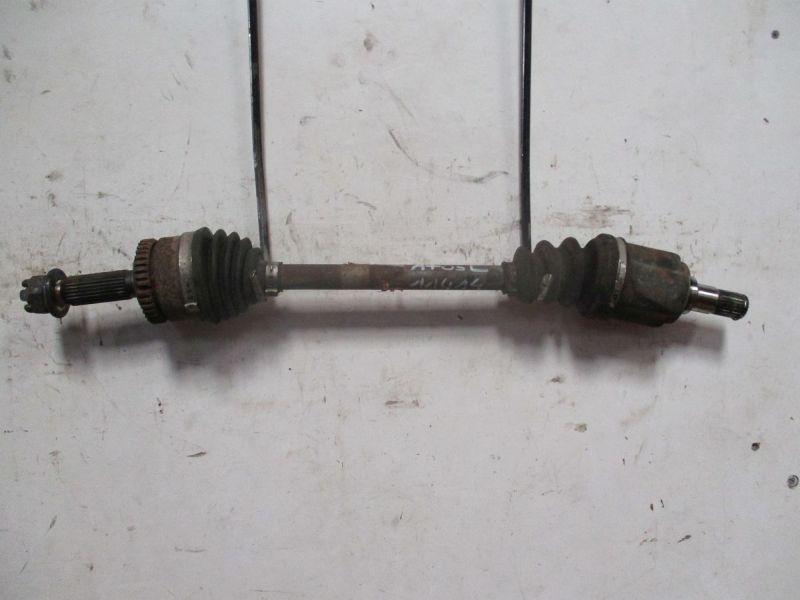 Antriebswelle (ABS) links vorn ABS Ring defektHYUNDAI ATOS (MX) 1.1
