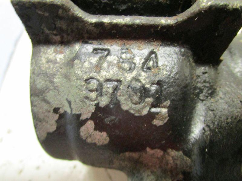 Servopumpe FORD ESCORT V (GAL) RS 2000