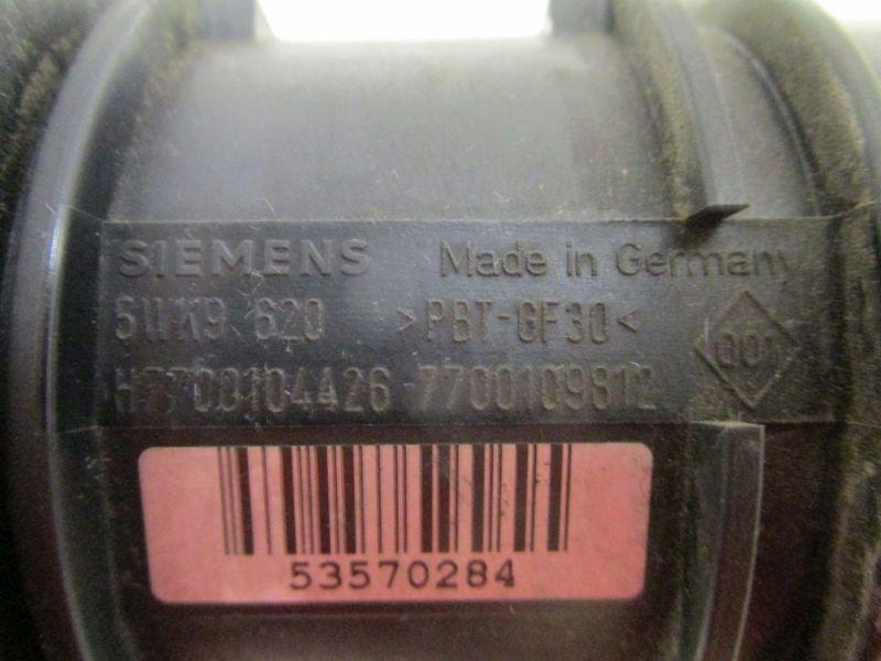 Luftmassenmesser RENAULT MEGANE II (BM0/1_, CM0/1_) 1.5 DCI