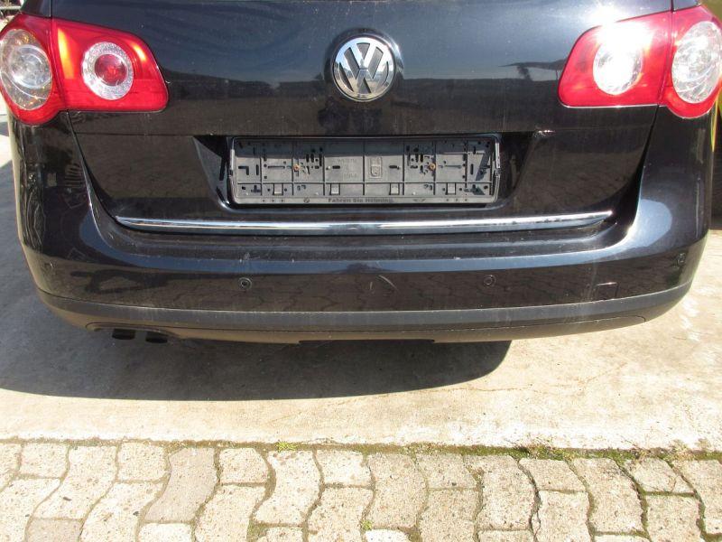 Stoßstange hinten Schwarz LC9X Für PDC Kratzer MackeVW PASSAT VARIANT (3C5) 1.9 TDI