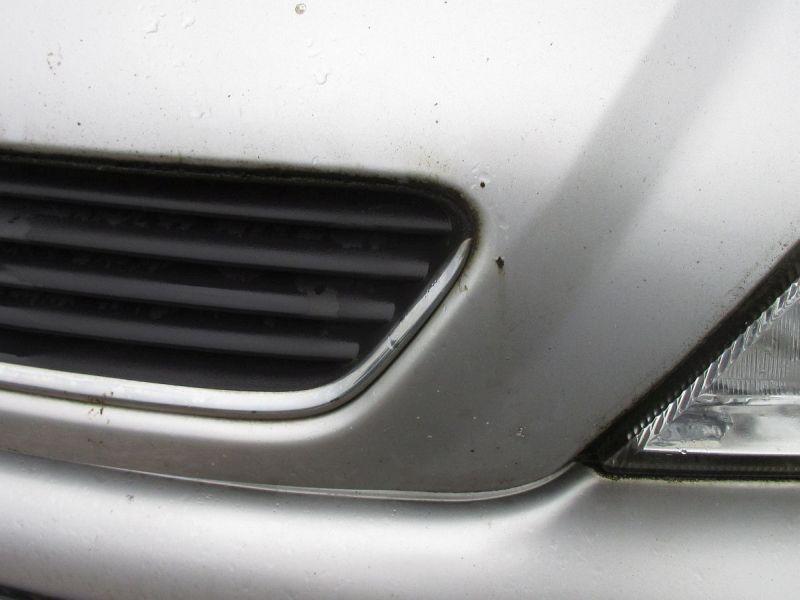 Motorhaube silber Z147 SteinschlagOPEL ASTRA G CC (F48_, F08_) 1.6