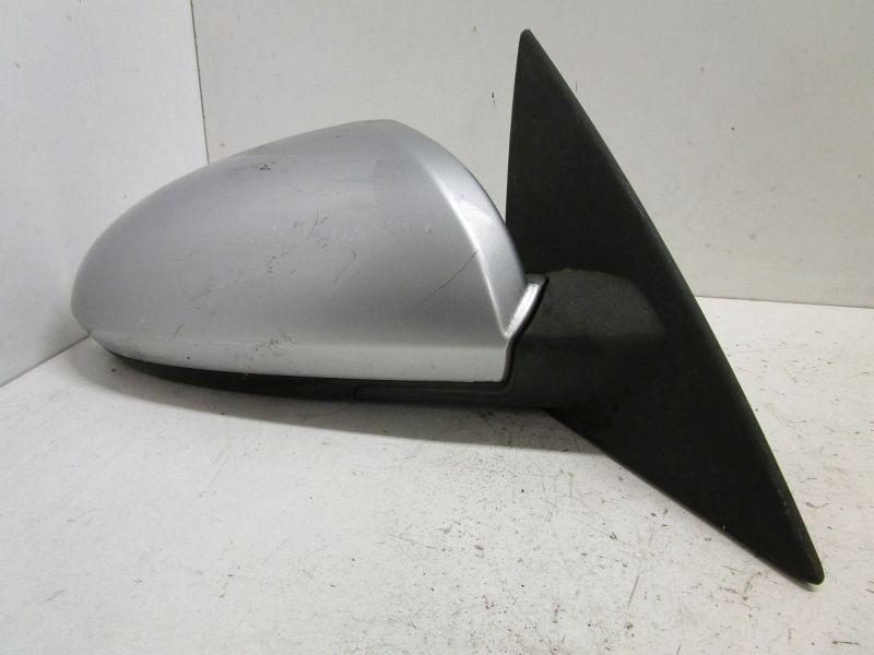 Außenspiegel elektrisch lackiert rechts Silber Met. KY0 KratzerNISSAN PRIMERA KOMBI (WP12) 1.8