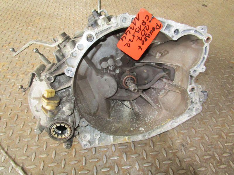 Getriebe (Schaltung) 5 Gang CP19X72-CT BE4RPEUGEOT 206 CC (2D) 2.0 S16