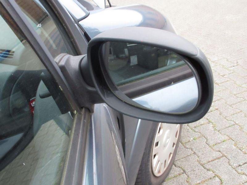 Außenspiegel mechanisch Standard rechts SchwarzCITROEN C3 I (FC_) 1.4I