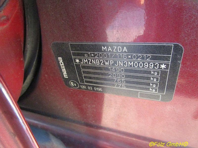 MAZDA 2 (DY) 1,25