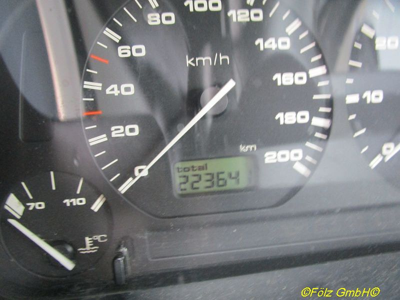 VW POLO (6N1) 45 1.0