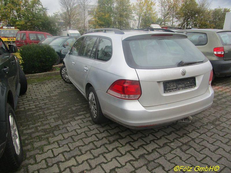 VW GOLF V VARIANT (1K5) 1.9 TDI