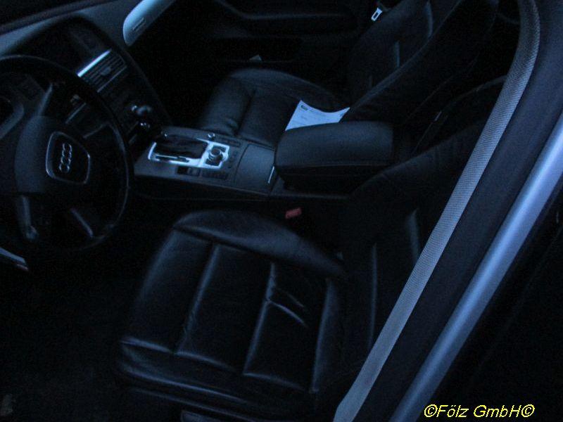 AUDI A6 (4F2, C6) 3.0 TDI QUATTRO