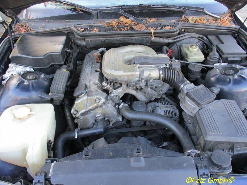 BMW 3 COMPACT (E36) 316I