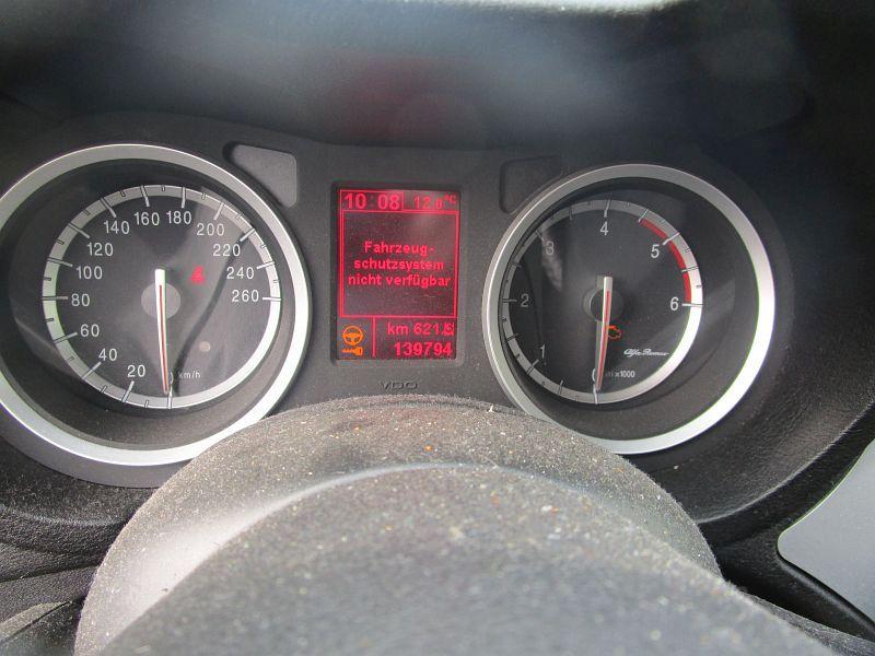 ALFA ROMEO 159 SPORTWAGON (939) 1.9 JTDM 16V