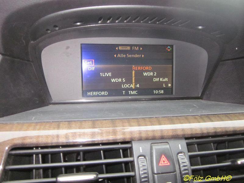 BMW 5 TOURING (E61) 535D
