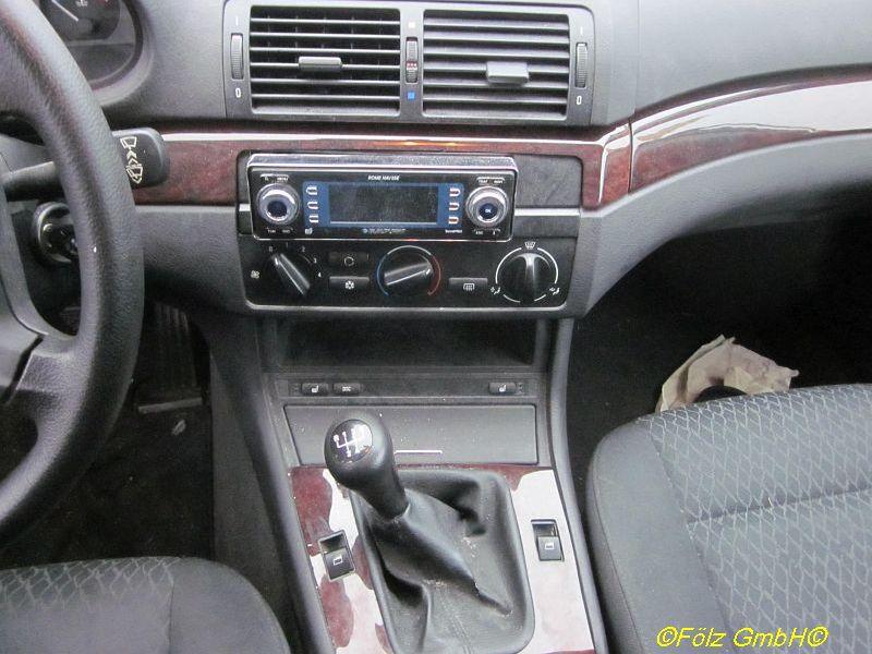 BMW 3 COMPACT (E46) 318TD