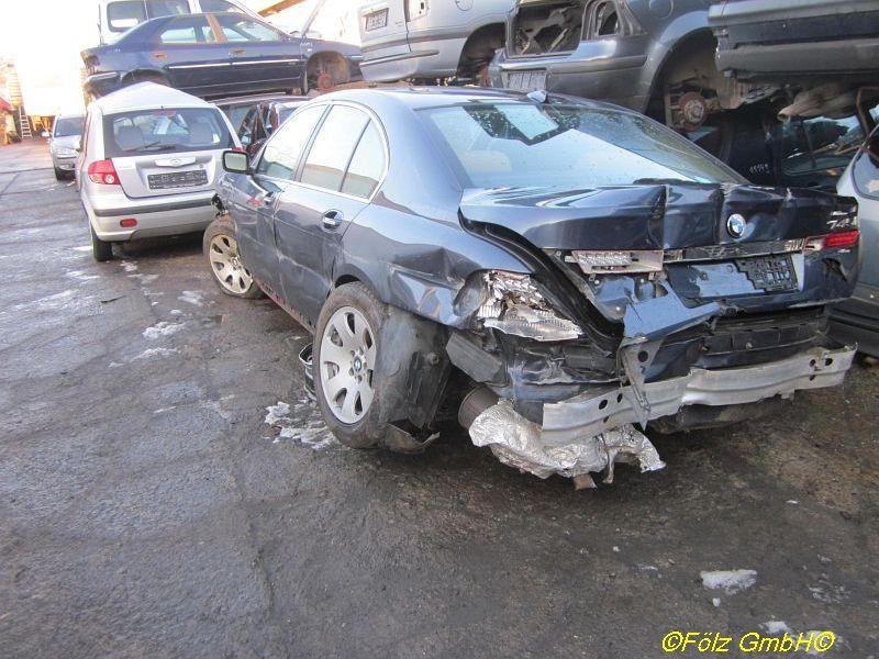 BMW 7 (E65, E66, E67) 745 I, LI