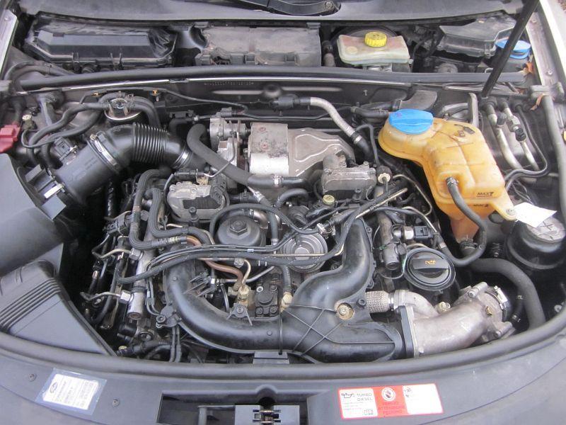 AUDI A6 AVANT (4F5, C6) 3.0 TDI QUATTRO