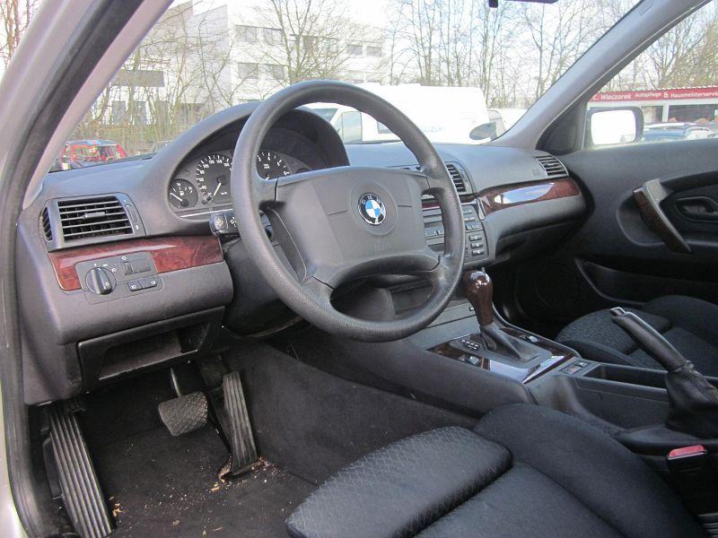 BMW 3 COMPACT (E46) 316 TI
