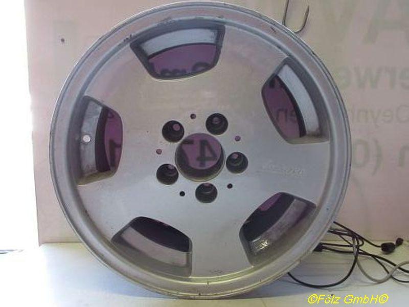 Aluminiumfelge 8JX16 H2 ET22 LK5X112X68