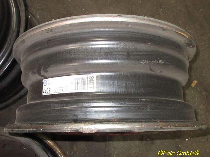 Stahlfelge 5.5JX15 H2 ET47 LK5X114,3X671Satz(je4Stück)
