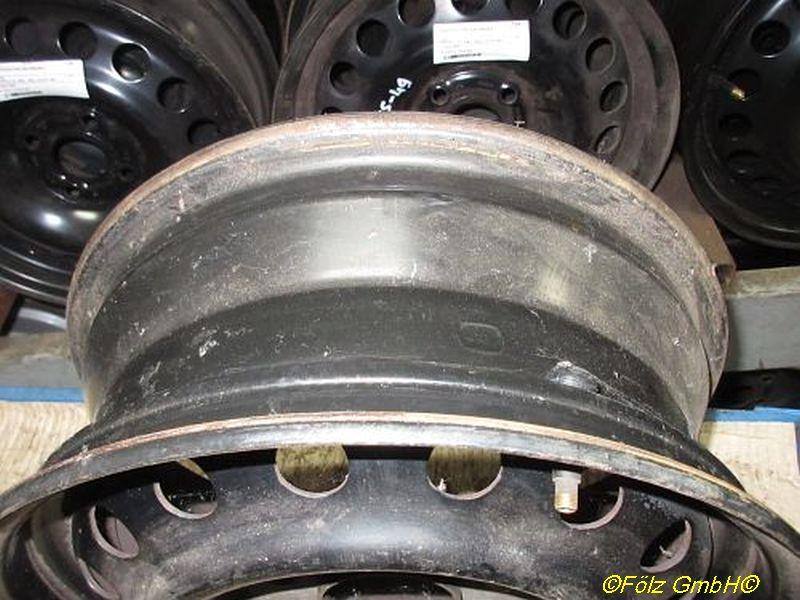 Stahlfelge 5.5JX14 CH ET45 LK4X114,3X662Satz(je4Stück)