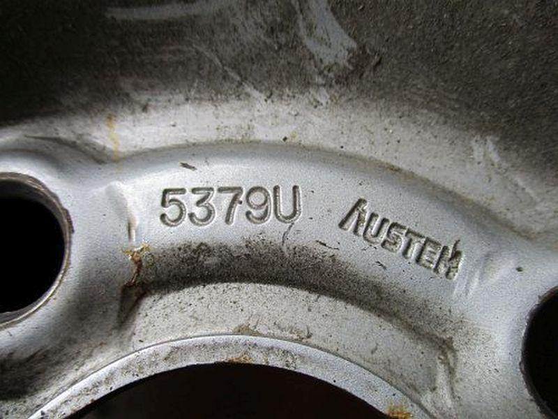 Felge: 4.5JX13 ET45 LK4X100X56,51Satz(je4Stück)