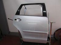 Tür rechts hinten 5-Türer Kratzer siehe Bild<br>VW POLO (9N_) 1.4 16V