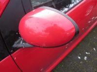 Außenspiegel mechanisch lackiert links Rot FD10 Kratzer siehe Foto<br>TOYOTA AYGO (WNB1_, KGB1_) 1.0